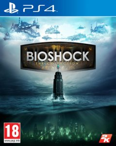 BioShock: The Collection per PlayStation 4