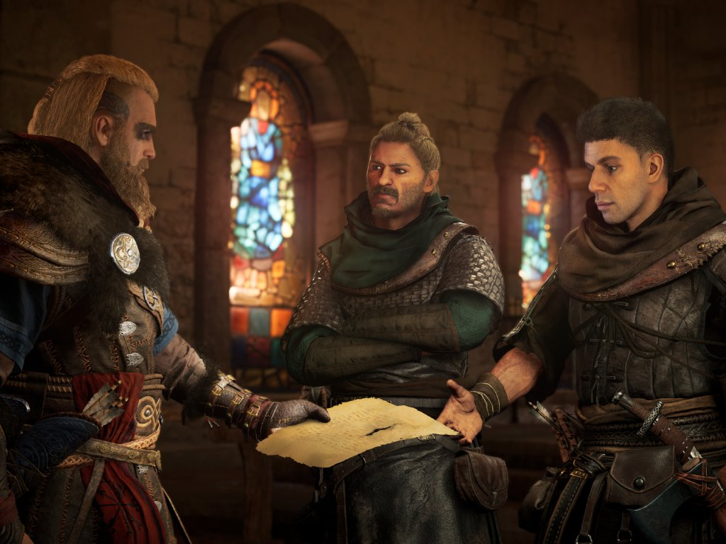 Assassin's Creed Valhalla: video reveals the Isu language deciphered by some fans