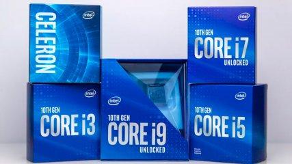 """Intel ha presentato i processori desktop di decima generazione: """"I processori per giocare più veloci al mondo"""""""