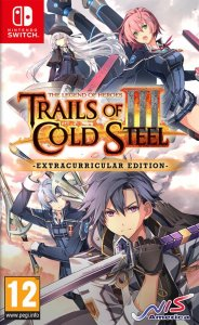 The Legend of Heroes: Trails of Cold Steel III per Nintendo Switch