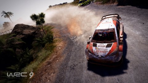 WRC 9, la recensione della versione Switch