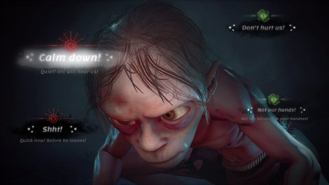 The Lord of the Rings: Gollum, the preview: we saw the game in action
