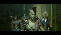 Mortal Kombat 11: Aftermath - Clip della storia