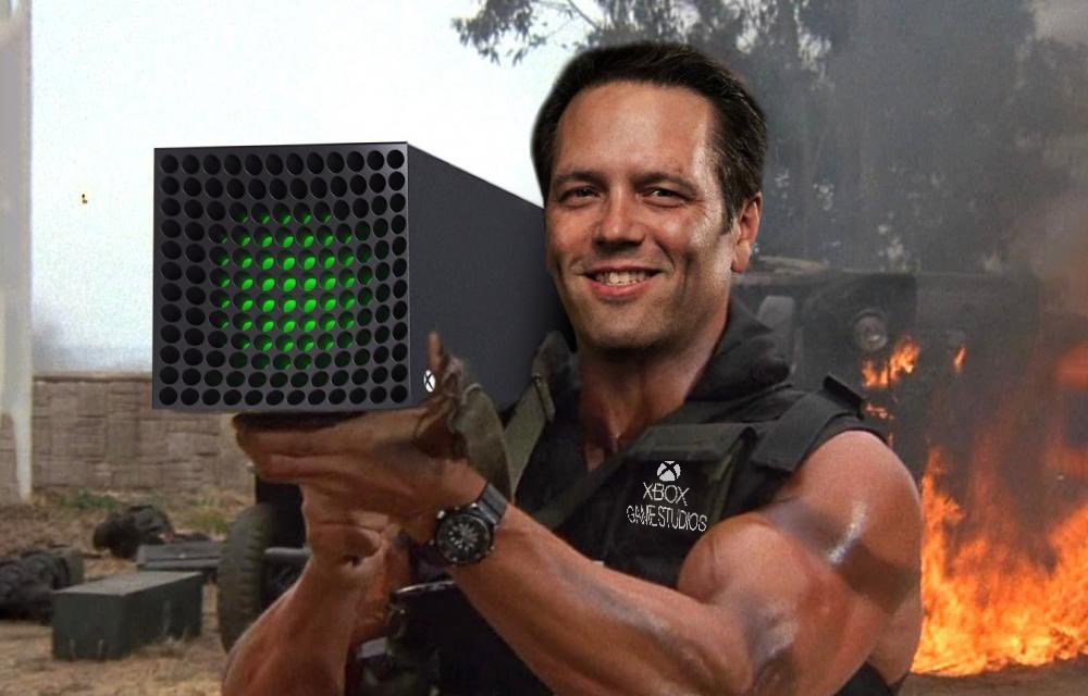 Xbox exclusives on other platforms, for Phil Spencer it's either all or nothing.