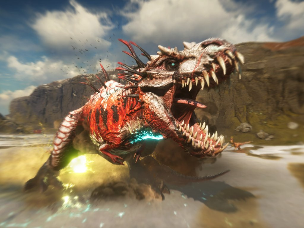 Second Extinction, new gameplay video for the dinosaur shooter