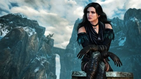 The Witcher 3: Lada Lyumos Yennefer cosplay is incredible