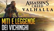 Assassin's Creed Valhalla: viaggio nella mitologia norrena