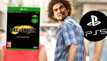 Yakuza: Like a Dragon al lancio di Xbox Series X (niente PS5?!)