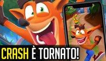 Crash Bandicoot Mobile: lo abbiamo provato!