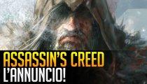 Il nuovo Assassin's Creed annunciato in diretta adesso!