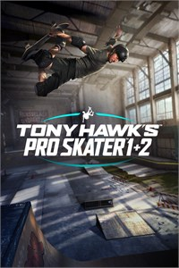 Tony Hawk's Pro Skater 1 e 2 per Xbox One