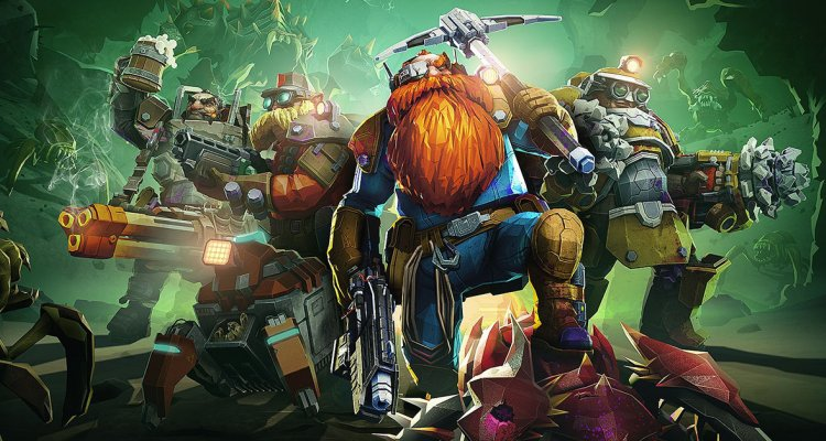 Deep Rock Galactic: New Frontiers, il nu …