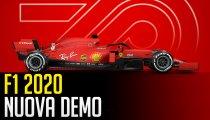 F1 2020 - Video Anteprima