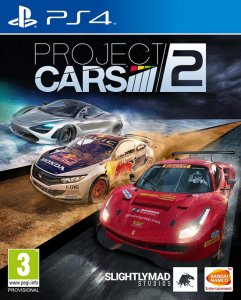 Project CARS 2 per PlayStation 4