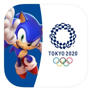Sonic ai Giochi Olimpici di Tokyo 2020 per iPhone