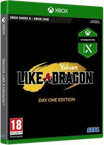 Yakuza: Like a Dragon per Xbox Series X