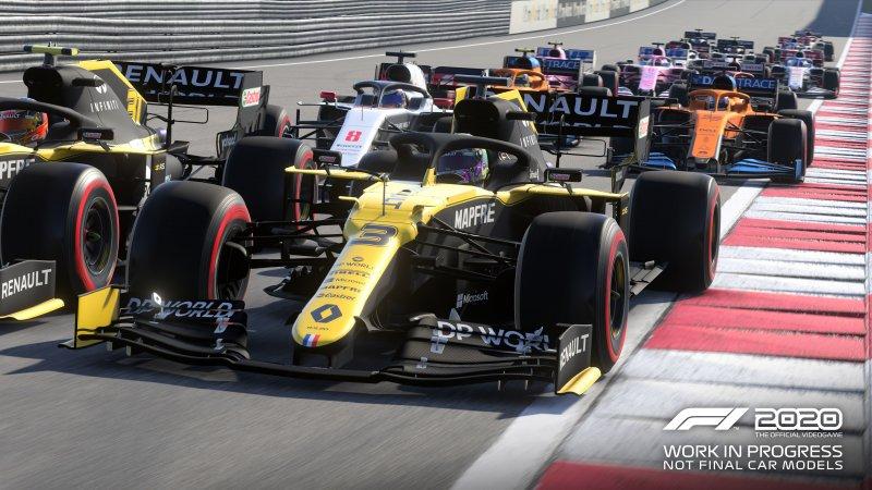Jeu de captures d'écran F1 20201 04