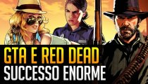 GTA e Red Dead Redemption: successo clamoroso per Rockstar