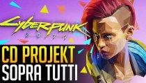 Cyberpunk 2077: CD Projekt è la più grande d'Europa!