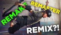 Tony Hawk's Pro Skater 1 + 2: Remake o Remaster?