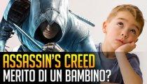 Assassin's Creed: le missioni sono merito di un bambino?