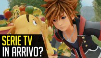 Kingdom Hearts su Disney+: serie TV animata in arrivo?