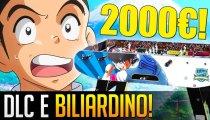 Captain Tsubasa: Rise of New Champions: Uscita, DLC e Biliardino!