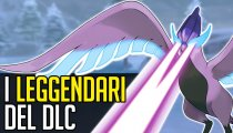 DLC Pokémon Spada e Scudo: i leggendari del Pass Espansione
