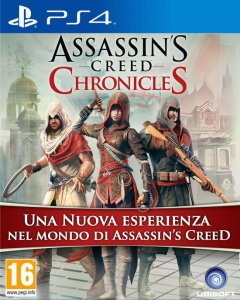Assassin's Creed Chronicles per PlayStation 4