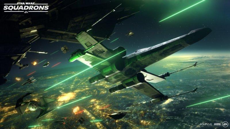Escadrons Star Wars 4