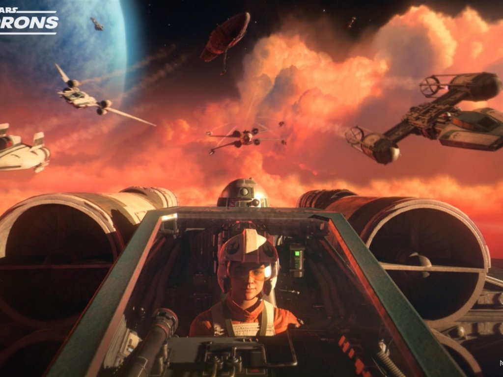 After Star Wars: Squadrons, EA Motive works on various unannounced projects