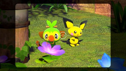 New Pokémon Snap for Nintendo Switch, a video with the first 17 minutes of gameplay