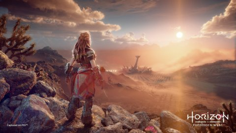 Horizon Forbidden West will be bigger and better than Zero Dawn, says Ashly Burch