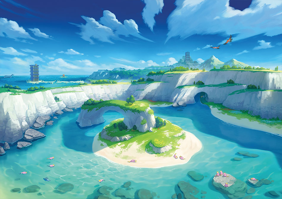 Pokémon Sword and Shield: The snowy lands of the crown, release date and news