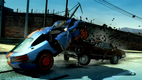 Burnout Paradise Remastered for Nintendo Switch: Electronic Arts has reduced the price