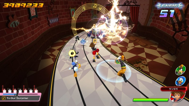 Kingdom Hearts Melody Of Memory 15