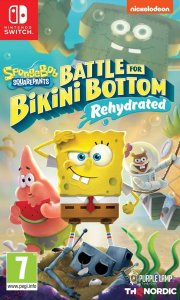 SpongeBob SquarePants: Battle for Bikini Bottom - Rehydrated per Nintendo Switch