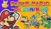 Paper Mario: The Origami King - Video Anteprima