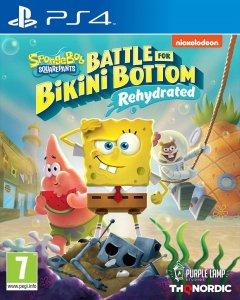 SpongeBob SquarePants: Battle for Bikini Bottom - Rehydrated per PlayStation 4