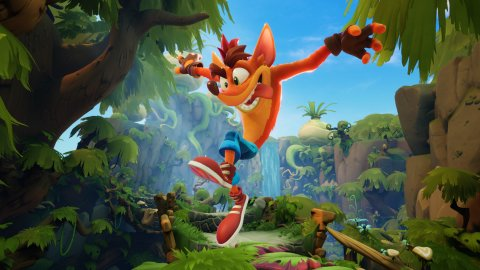 Crash Bandicoot: surprise coming for the 25th anniversary or at the PlayStation Showcase?