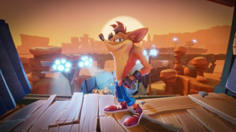 Crash Bandicoot 4: voice actors talk about a new project, is it a game?