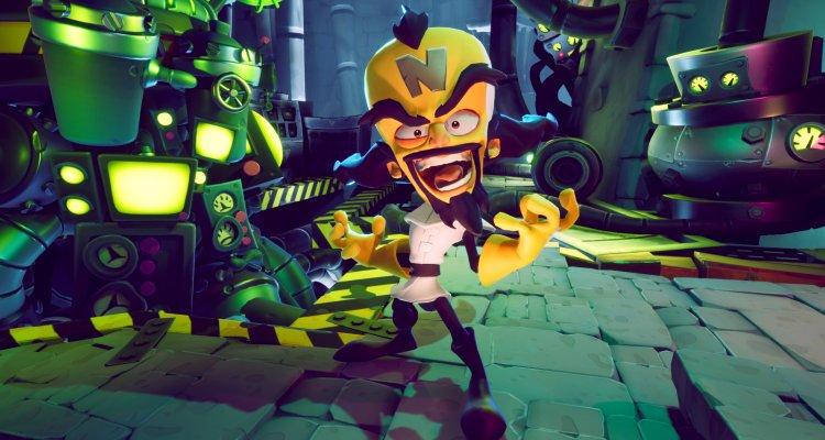 Crash Bandicoot 4: It's About Time, i personaggi secondari