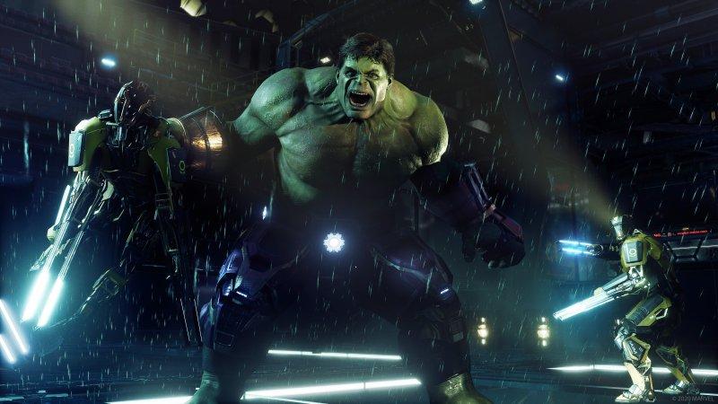 Marvels Avengers 19