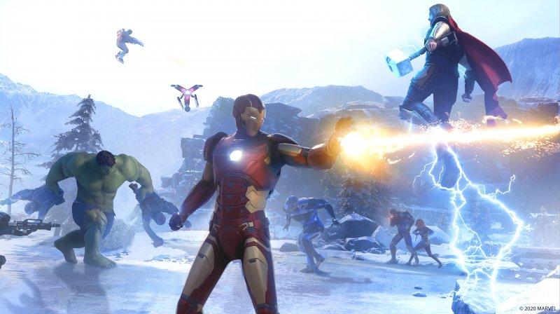 Marvels Avengers 3
