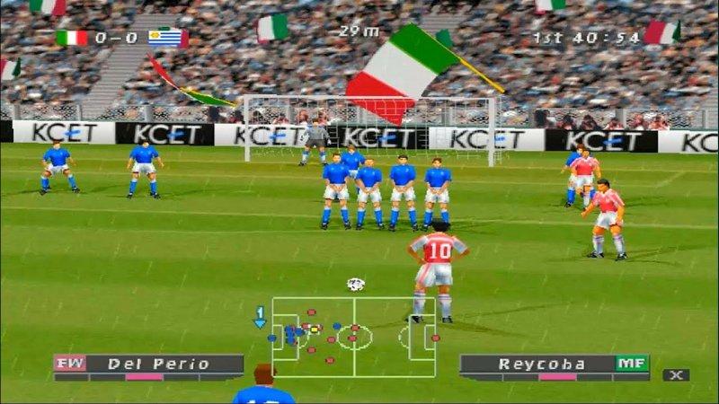 5 International Superstar Soccer Pro Evolution