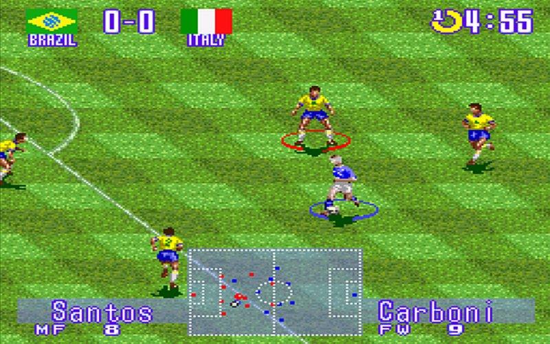 Pro Evolution Soccer 4 03