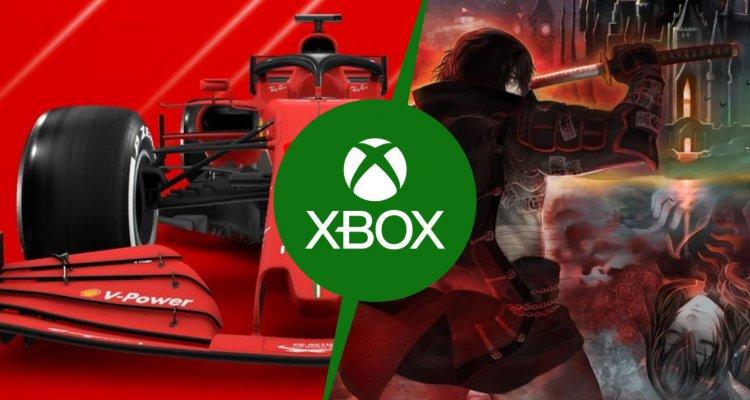 Xbox One luglio 2020, i giochi migliori del mese