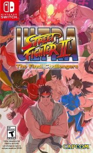Ultra Street Fighter II: The Final Challengers per Nintendo Switch