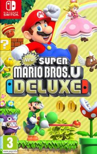 New Super Mario Bros. U Deluxe per Nintendo Switch