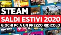 Steam Saldi Estivi 2020: i migliori giochi a un prezzo ridicolo
